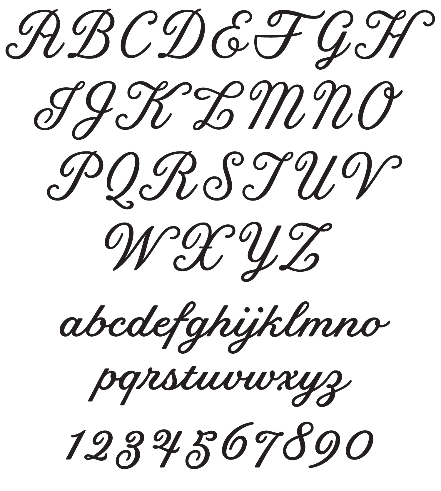 design a font go mighty